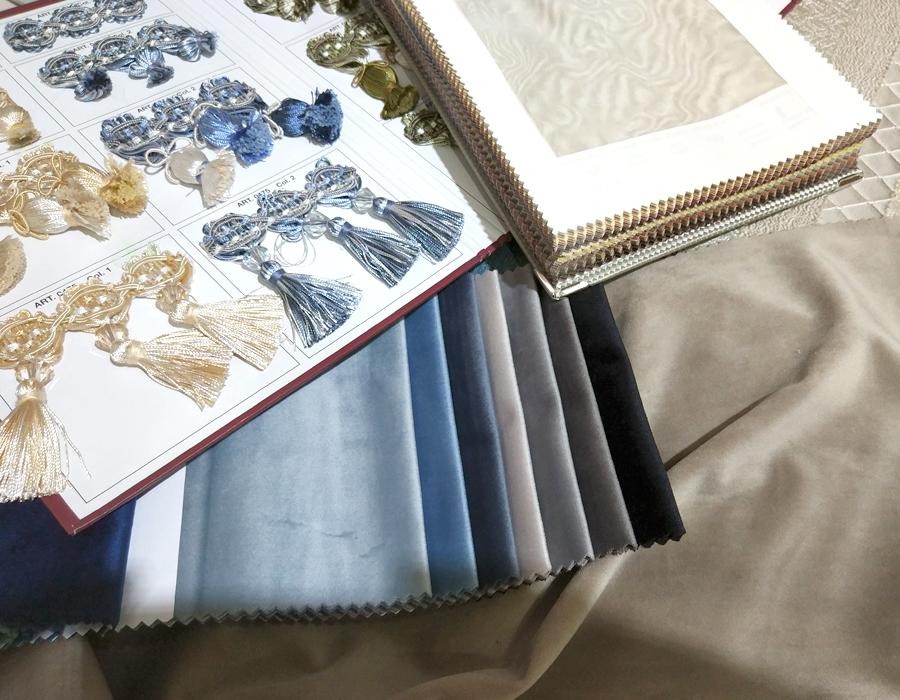 Каталог текстиля