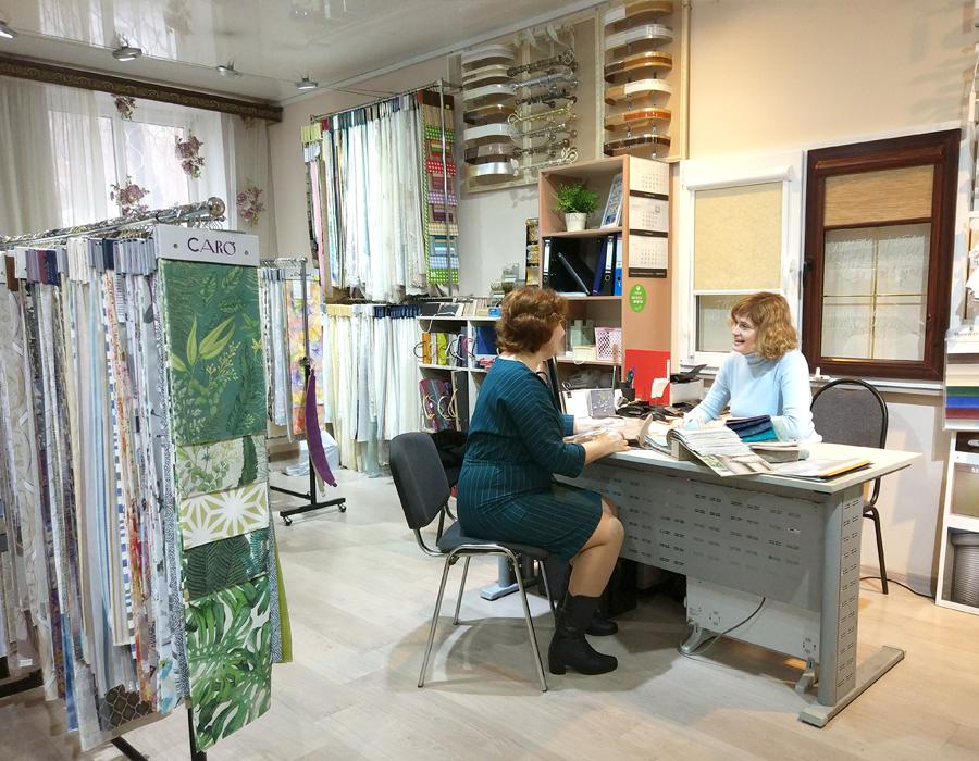Студия текстильного дизайна Акварель в Подольске
