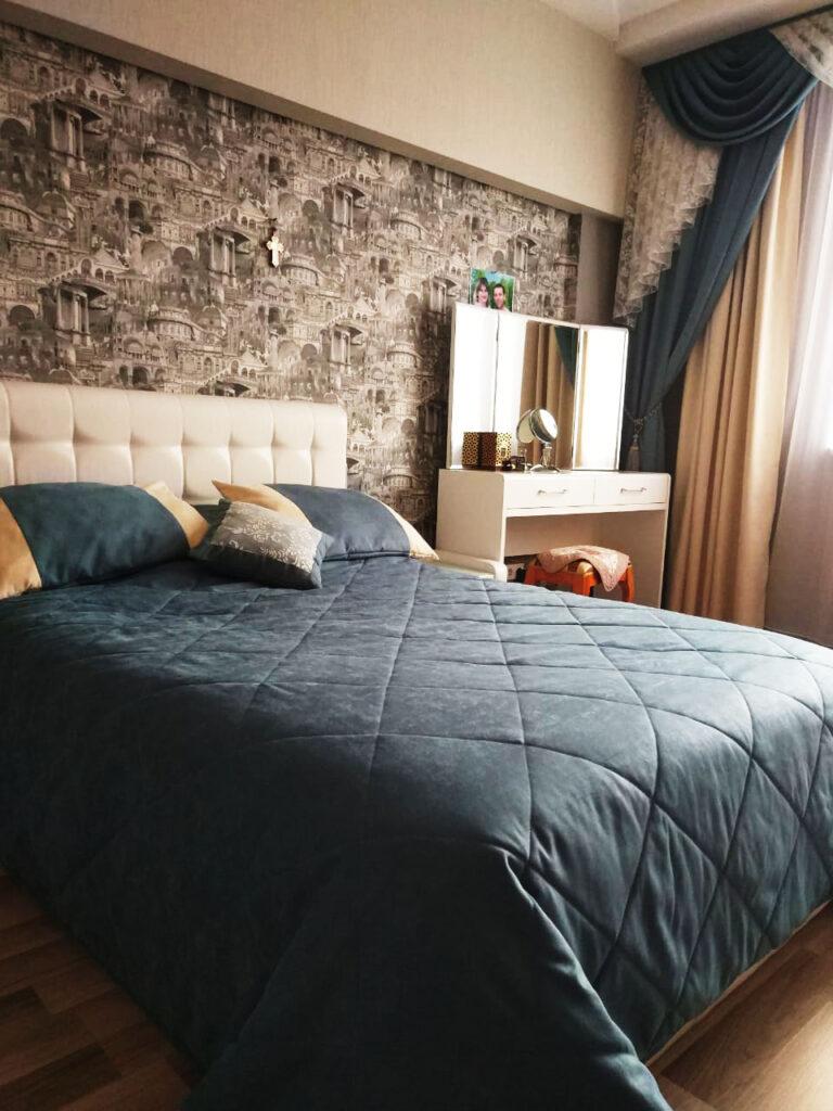 Заказать покрывало на кровать  Подольске