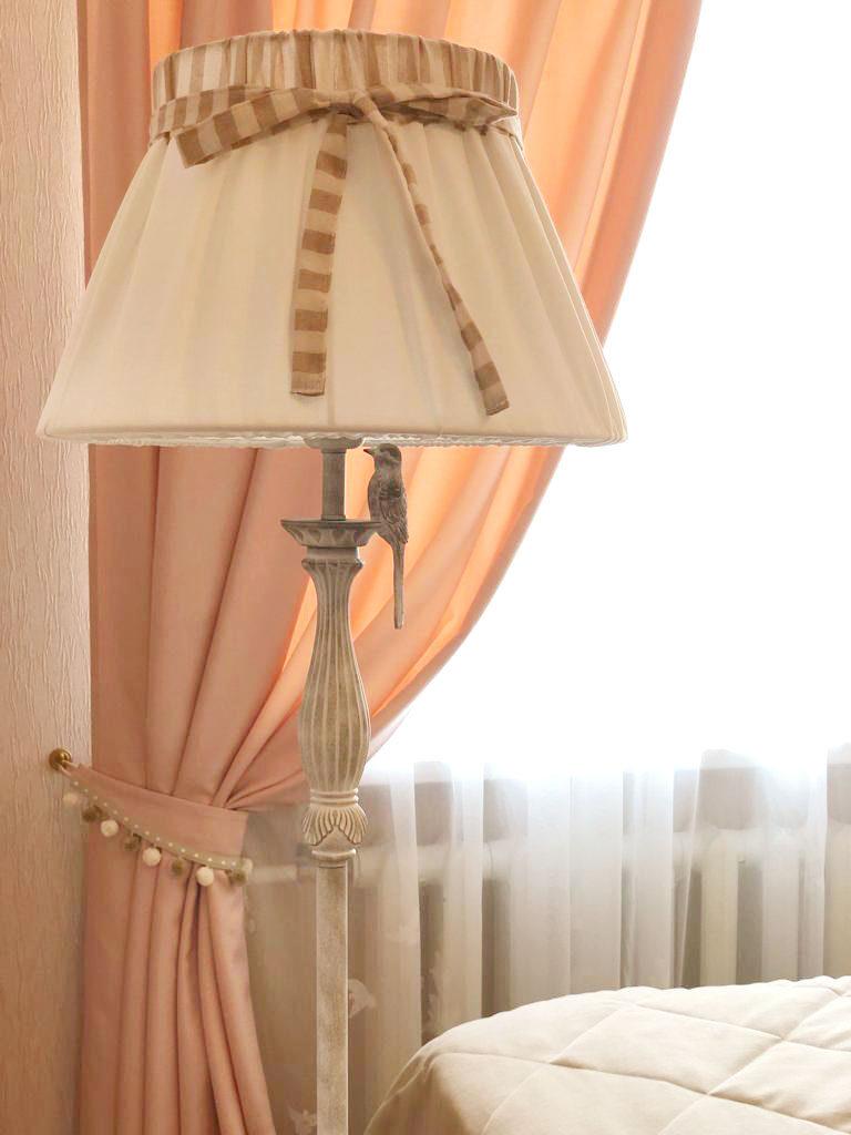 Фурнитура и оформление торшера для штор купить в Подольске