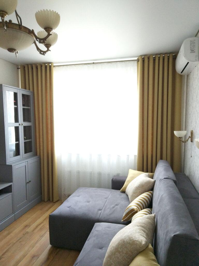 Комплект текстиля в гостиную