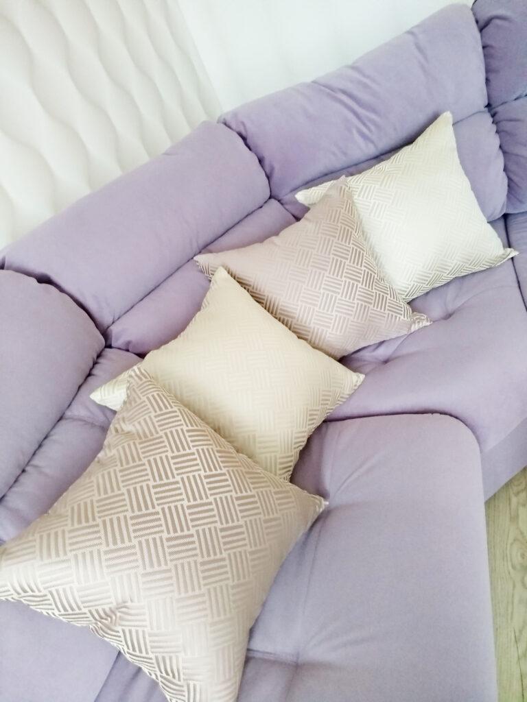Подушки на диван заказать в Подольске