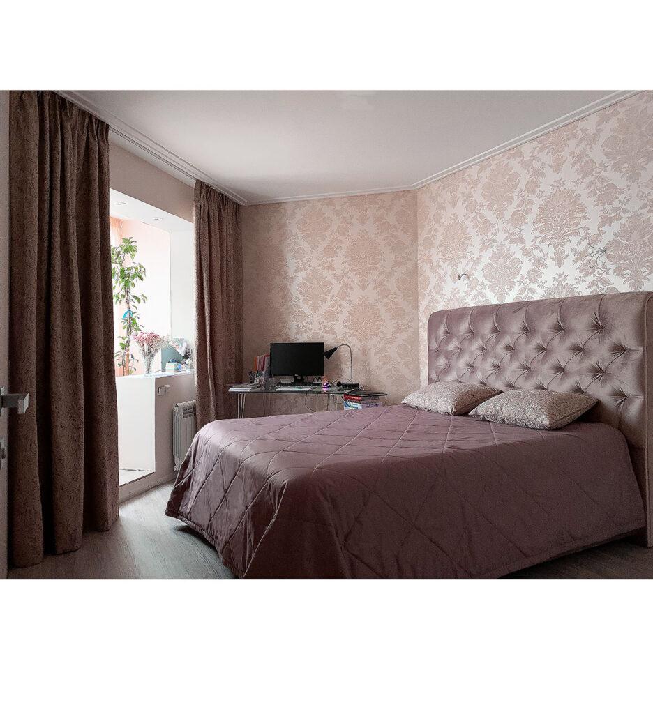 Шторы для спальни красивые